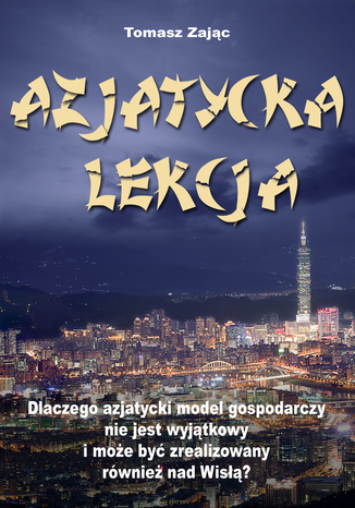Okładka książki Azjatycka lekcja