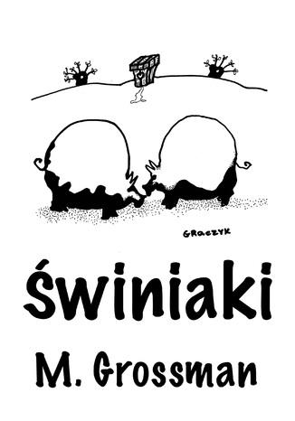 Okładka książki Świniaki