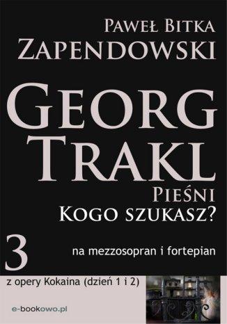 Okładka książki/ebooka Kogo szukasz