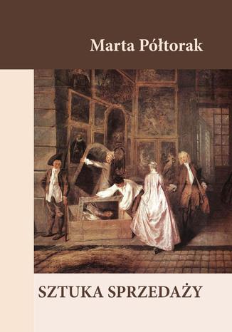Okładka książki/ebooka Sztuka sprzedaży