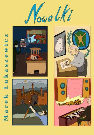Okładka książki Nowelki