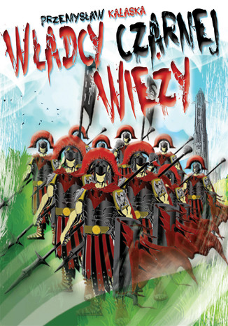 Okładka książki/ebooka Władcy Czarnej Wieży