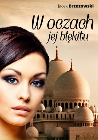 Okładka książki W oczach jej błękitu