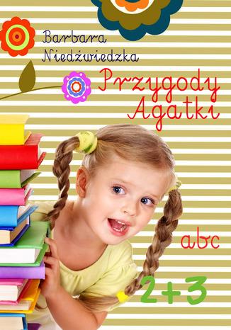 Okładka książki Przygody Agatki