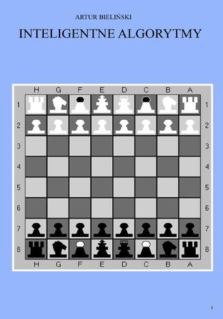 Okładka książki/ebooka Inteligentne algorytmy