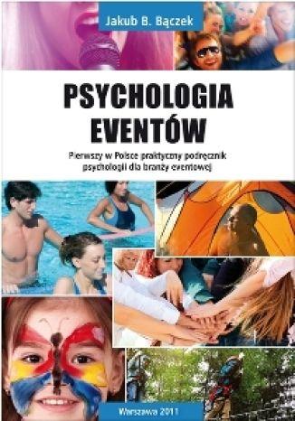 Okładka książki Psychologia eventów