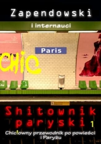 Okładka książki Shitownik paryski