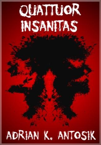 Okładka książki Quattuor Insanitas