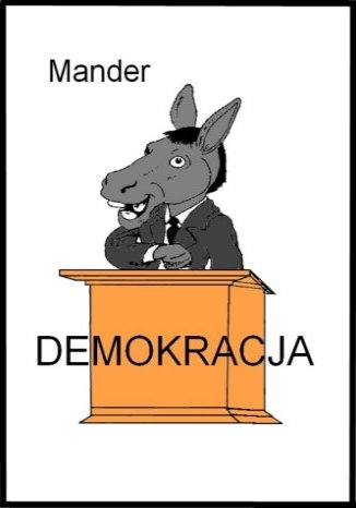 Okładka książki/ebooka Demokracja