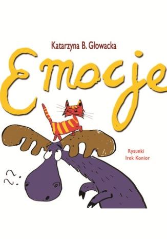 Okładka książki/ebooka Emocje