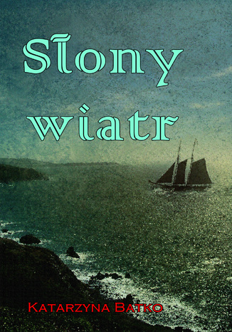 Okładka książki Słony wiatr