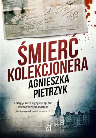 Okładka książki/ebooka Śmierć kolekcjonera