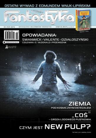 Okładka:Nowa Fantastyka 05/2016
