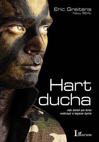 Okładka książki Hart ducha