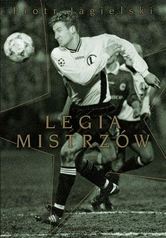 Okładka książki/ebooka Legia mistrzów