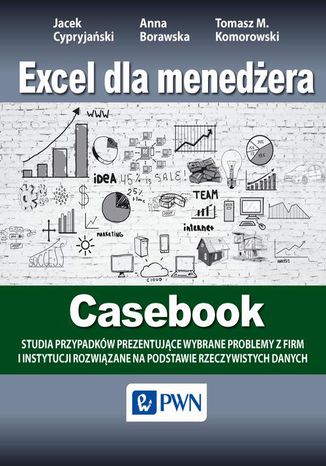 Excel dla menedżera - Casebook