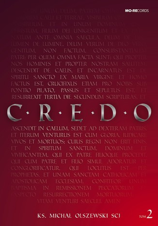 Okładka książki CREDO 2
