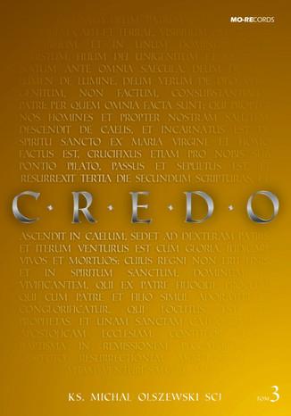 Okładka książki/ebooka CREDO 3