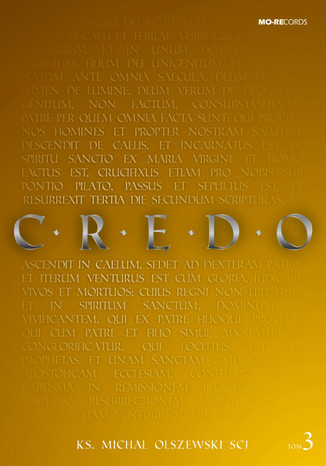 Okładka książki CREDO 3