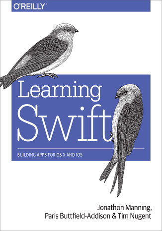 Okładka książki Learning Swift. Building Apps for OS X and iOS