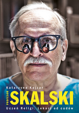Okładka książki Profesor Skalski