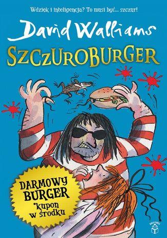 Okładka książki Szczuroburger