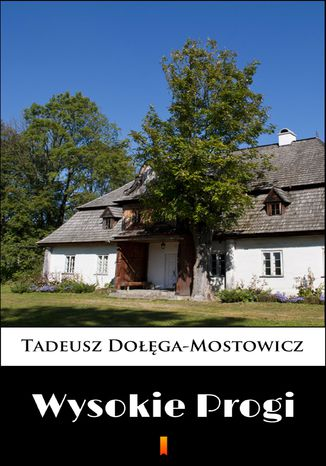 Okładka książki/ebooka Wysokie Progi