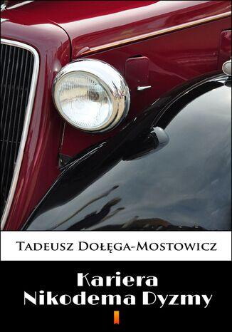 Okładka książki Kariera Nikodema Dyzmy