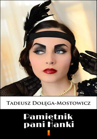 Okładka książki Pamiętnik pani Hanki