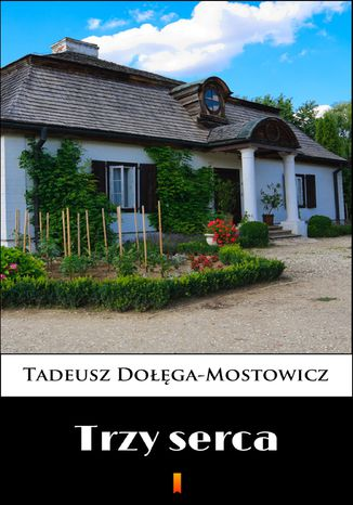 Okładka książki/ebooka Trzy serca