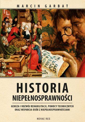 Okładka książki/ebooka Historia niepełnosprawności