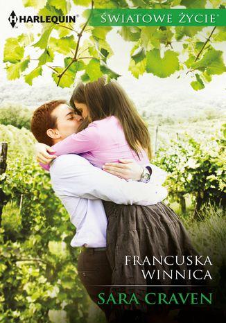 Okładka książki Francuska winnica