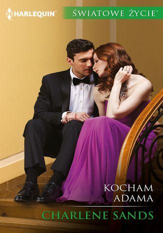 Okładka książki Kocham Adama
