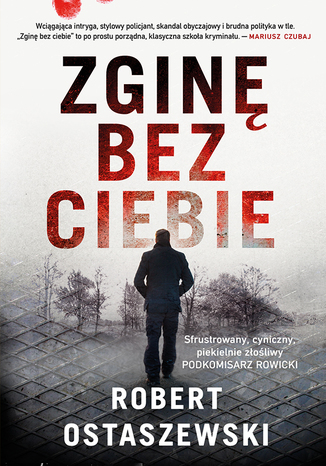 Okładka książki/ebooka Zginę bez ciebie