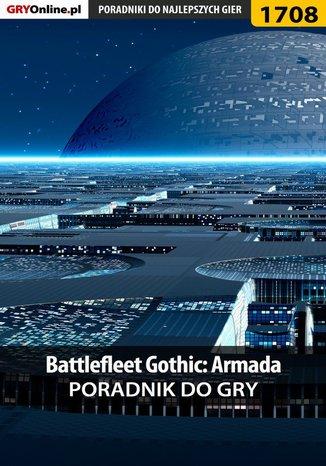 Okładka książki Battlefleet Gothic: Armada - poradnik do gry
