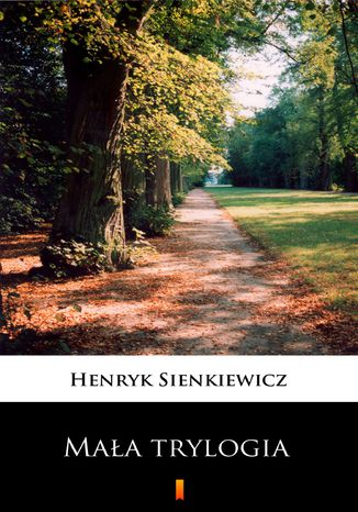 Okładka książki Mała trylogia