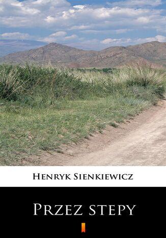 Okładka książki Przez stepy