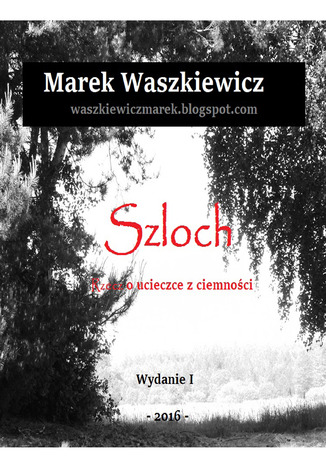 Okładka książki Szloch
