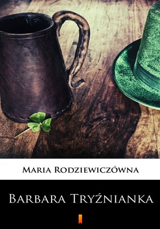 Okładka książki Barbara Tryźnianka