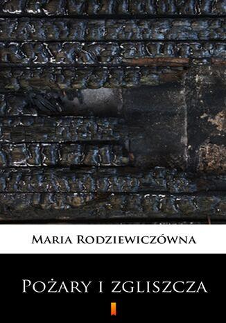 Okładka książki Pożary i zgliszcza. Powieść na tle powstania styczniowego