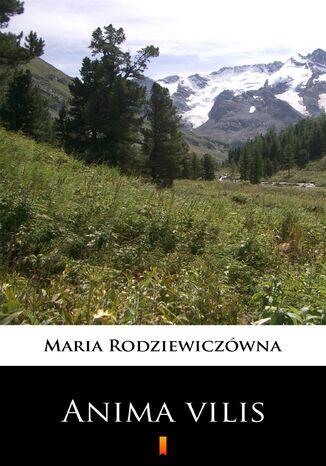Okładka książki Anima vilis
