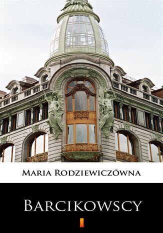 Okładka książki Barcikowscy