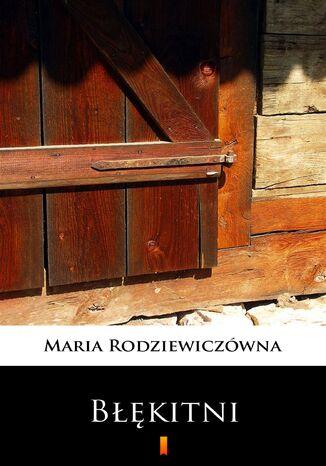 Okładka książki Błękitni