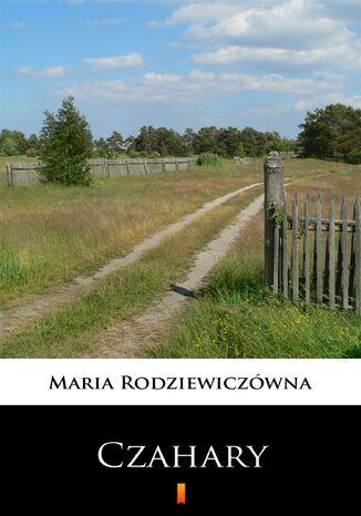 Okładka książki/ebooka Czahary