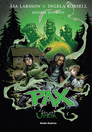 Okładka książki Pax. Tom 5. Upiór
