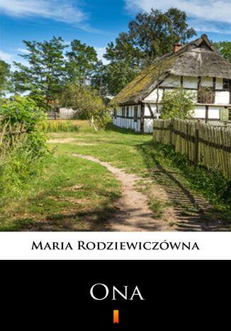 Okładka książki Ona