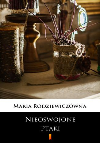 Okładka książki/ebooka Nieoswojone ptaki