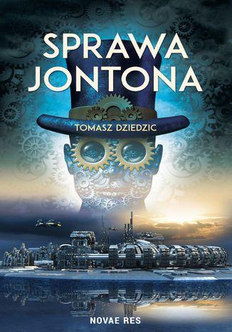 Okładka książki/ebooka Sprawa Jontona