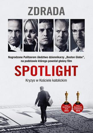 Okładka książki/ebooka Spotlight. Zdrada