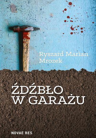 Okładka książki Źdźbło w garażu